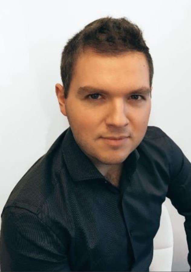 ekspert SEO Zbyszek Rynkiewicz